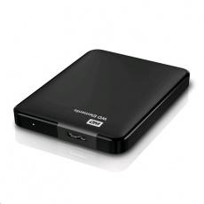 "BAZAR VADNÉ - WD Elements Portable 1,5TB Ext. 2.5"" USB3.0, Black"