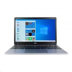 "UMAX NTB VisionBook 14Wr - 14.1"" IPS FHD 1920x1080,Celeron N40202@1.1GHz,4GB,64GBSSD,Intel UHD,USB-C,Mini-HDMI,W10P,Šedá"