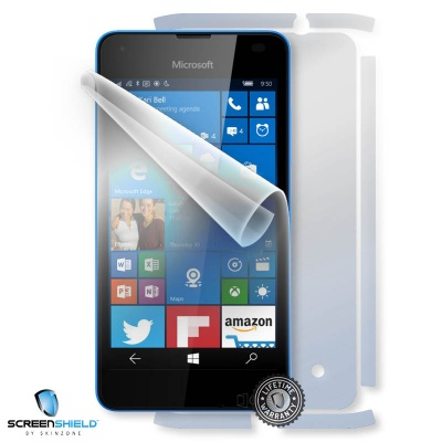 ScreenShield fólie na celé tělo pro Microsoft Lumia 550