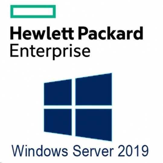 HPE Microsoft Windows Server 2019 Datacenter Edition ROK 16 Core - No Reassignment Rights CZ