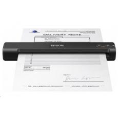 EPSON skener WorkForce ES-50, A4, 600x600dpi,USB, mobilní