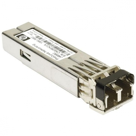 HP X111 100M SFP LC FX Transceiver HP RENEW