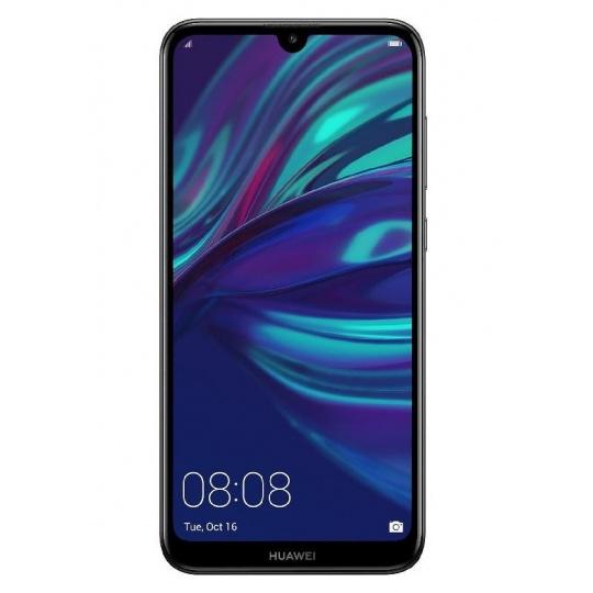 HUAWEI Y7 2019, černá (GMS)