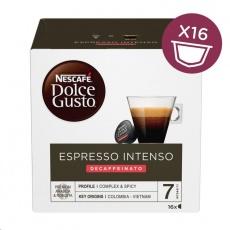 NESCAFÉ Dolce Gusto® Espresso Intenso Decaffeinato kávové kapsle 16 ks