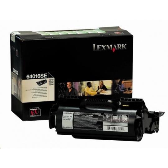 LEXMARK toner BLACK 58D2H0E return MS72x/MS82x/MX72x/MX82x 15000str.corporate