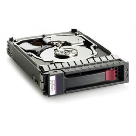 HPE MSA 14.4TB SAS 12G Enterprise 10K SFF (2.5in) 3yr Wty 512e 6-pack HDD Bundle