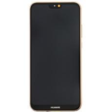 Huawei P20 Lite - výměna LCD displeje včetně dotykového skla s rámem ORIGINÁL