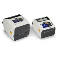 Zebra ZD621d Healthcare, 8 dots/mm (203 dpi), disp., RTC, USB, USB Host, RS232, BT (BLE), Ethernet, white