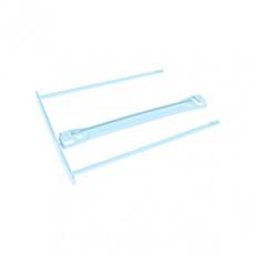 Archivační spona Fellowes PRO, délka 100 mm, (20ks), světle modrá