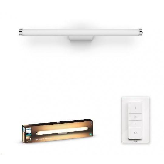 PHILIPS Adore Nástěnné svítidlo, Hue White ambiance, 24V, 1x20W, integr.LED, Bílá