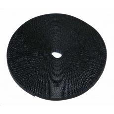 Stahovací pásek (suchý zip) na kabeláž 10mm/20m