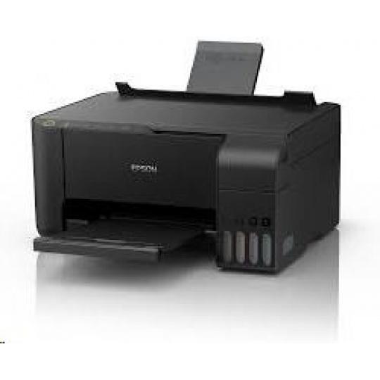EPSON tiskárna ink EcoTank L3150, 3v1, A4, 1440x5760dpi, 33ppm, USB, Wi-Fi, Wi-Fi Direct, 3 roky záruka po registraci