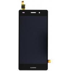 Huawei P8 Lite - výměna LCD displeje včetně dotykového skla