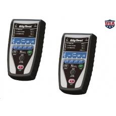 T3 Innovation GT1005 GigTest, validátor datových sítí, made in USA
