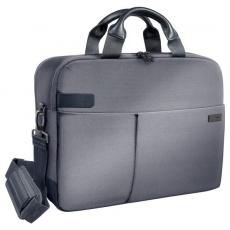 """Taška na notebook 15,6"""" Leitz Complete, stříbrná"""