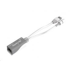 MikroTik RBGPOE pasivní PoE s LED signalizací pro RouterBOARD (gigabit ethernet)
