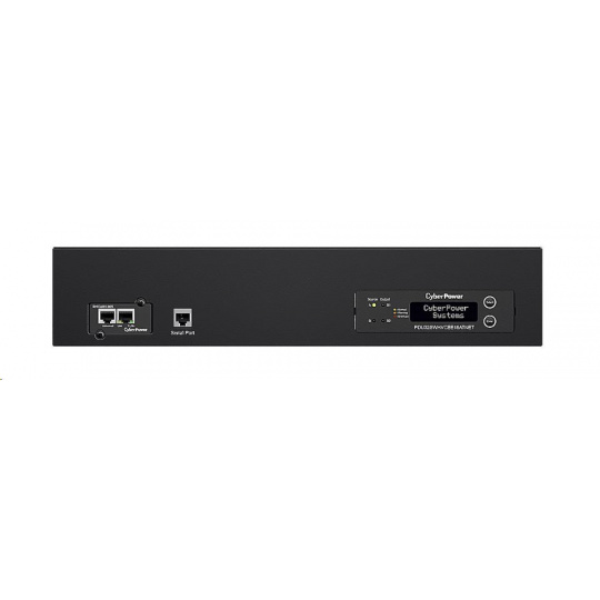 CyberPower Rack ATS Dual-Bank Switched, 2U, (16)C13 (2)C19, IEC-60309 32A 3,05m