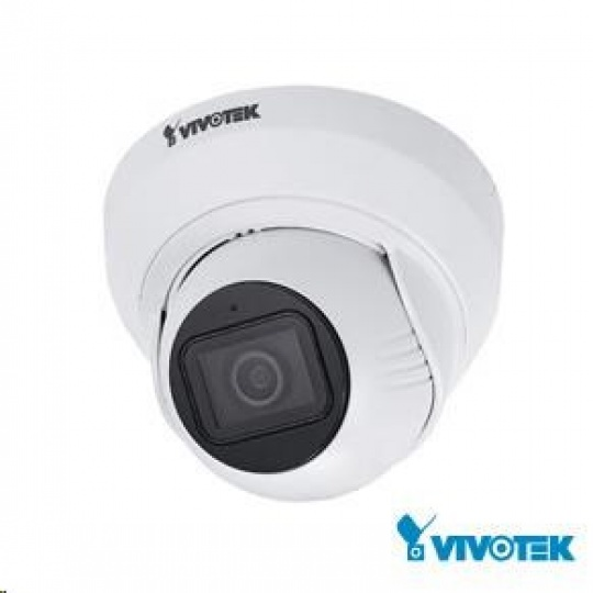 Vivotek IT9389-HF2, 5Mpix, až 30sn/s, H.265, 2.8mm (103°), DI/DO, PoE, Smart IR, MicroSDXC, IP66