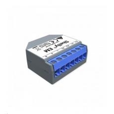 SHELLY EM + bez svorky - měření spotřeby až s 2 svorkami do 120A, výstup 1x2A (Wi-Fi)