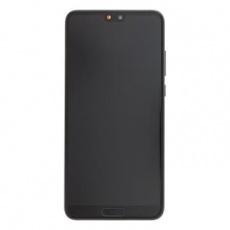Huawei P20 - výměna LCD displeje včetně dotykového skla s rámem