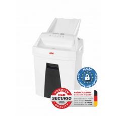HSM skartovač Securio AF100 (řez: Kombinovaný 4x25mm   vstup: 225mm   DIN: P-4 (3)   papír, sponky, plast. karty)