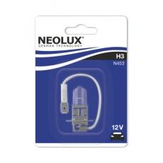 NEOLUX autožárovka H3 STANDARD 12V 55W PK22s (Blistr 1ks)