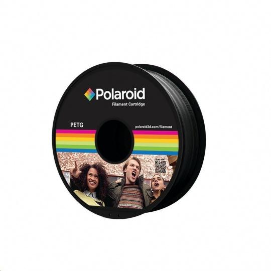 Polaroid 1kg Universal Premium PLA filament, 1.75mm/1kg - Black