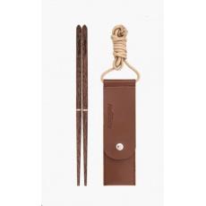 Naturehike skládací čínské hůlky dřevo 17g
