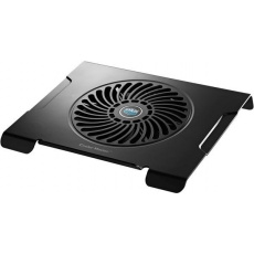 """Cooler Master chladící podstavec CMC3 pro notebook 12-15"""", 20 cm, černá"""