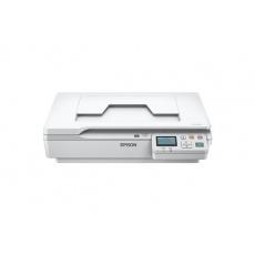 EPSON - rozbaleno - skener WorkForce DS-5500N, A4, 1200x1200dpi, USB 2.0, NET