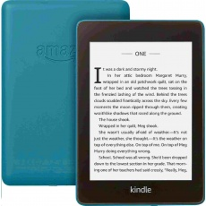 "Amazon Kindle Paperwhite 6"" WiFi 8GB - BLUE /bez reklamy"