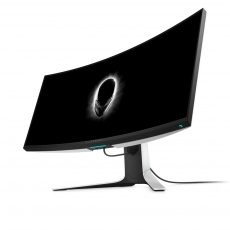 """DELL LCD Alienware AW3420DW herný monitor 34"""" LED WQHD IPS 21:9 2ms/1000:1/350cd/DP/HDMI/3Y"""