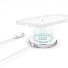 Hama bezdrátová nabíječka MagCharge FC15, Qi 15 W, MagSafe kompatibilní