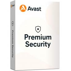 _Nová Avast Premium Security for MAC 3 zařízení na 1 rok - ESD