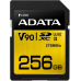 ADATA SDXC karta 256GB Premier One UHS-II U3 Class 10 (R:275/W:155 MB/s)
