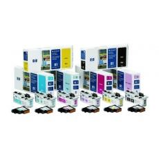 HP 81 Light Magenta Printhead + Printhead Cleaner, C4955A