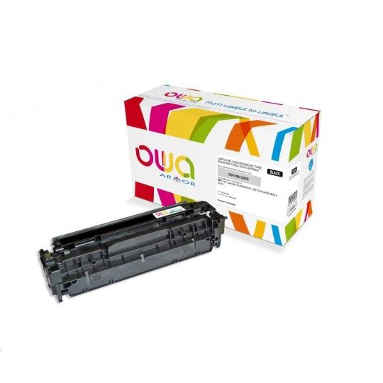 OWA Armor toner pro HP Color Laserjet Pro300 M351, M375, Pro400 M451, M475, 4000 Stran, CE410X, černá/black
