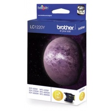 BROTHER INK LC-1220Y yellow pro DCPJ925DW cca 300