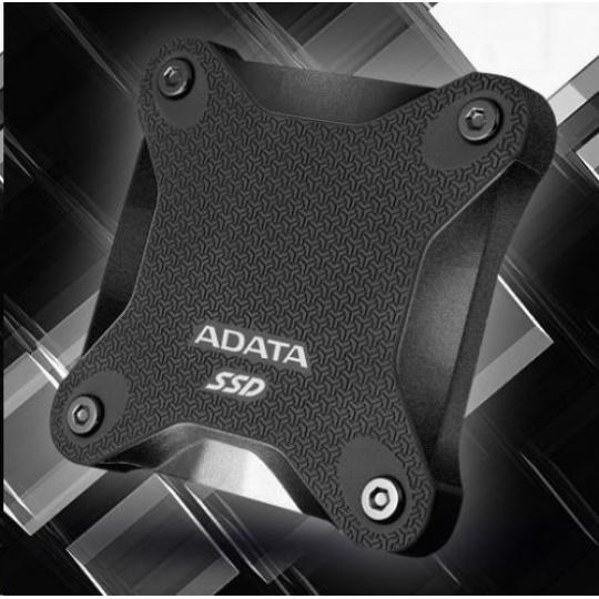ADATA External SSD 960GB ASD600Q USB 3.1 černá