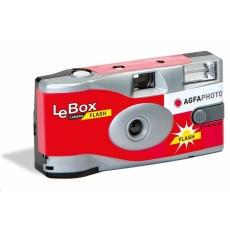 Agfaphoto LeBox Flash 400/27 - jednorázový analogový fotoaparát