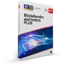 Bitdefender Antivirus Plus - 3PC na 2 roky- elektronická licence do emailu