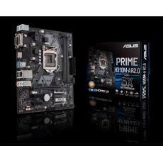 ASUS MB Sc LGA1151 PRIME H310M-A R2.0/CSM (SW + PUR RMA), Intel H310, 2xDDR4, VGA, mATX
