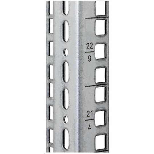 TRITON Vertikální lišta 12U, cena za 1ks