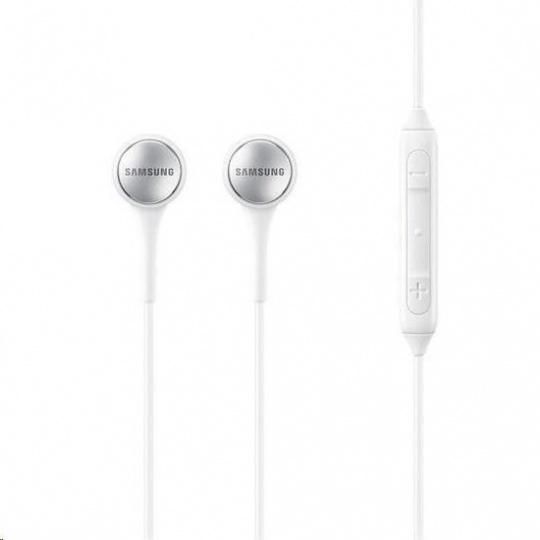 Samsung sluchátková sada stereo EO-IG935BWE, konektor 3,5 mm, bílá