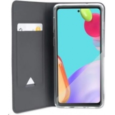 4smarts flipové pouzdro URBAN Lite pro Samsung Galaxy A52, černá