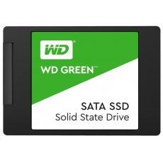 """BAZAR VADNE - WD GREEN SSD 3D NAND WDS120G2G0A 120GB SATA/600, (R:500, W:400MB/s), 2.5"""""""