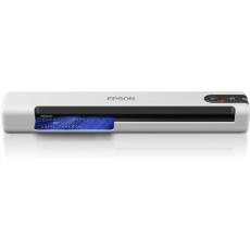 EPSON skener WorkForce DS-70, A4, 600x600dpi,USB, mobilní