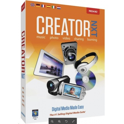 Creator Platinum NXT Corp Maint (1 Yr) (51-250) ML   ESD