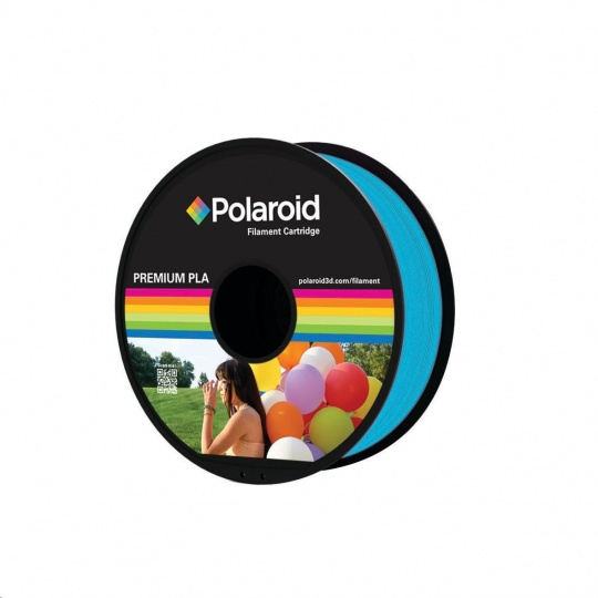 Polaroid 1kg Universal Premium PLA filament, 1.75mm/1kg - Light Blue