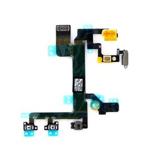 iPhone 5S - výměna tlačítek ON/OFF/hlasitost